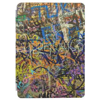 Graffiti Background iPad Air Cover