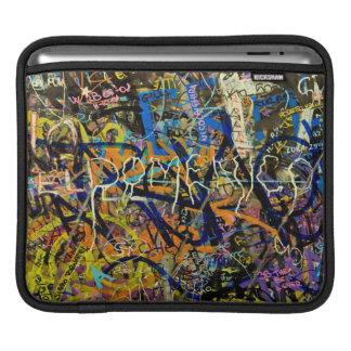 Graffiti Background iPad Sleeve