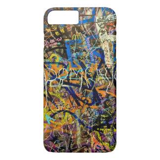Graffiti Background iPhone 8 Plus/7 Plus Case
