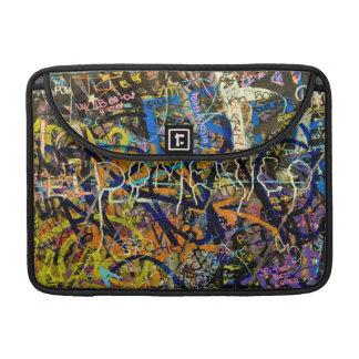 Graffiti Background MacBook Pro Sleeve