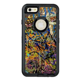 Graffiti Background OtterBox Defender iPhone Case