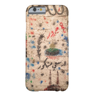 Graffiti Barely There iPhone 6 Case