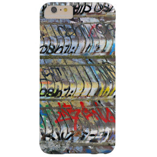 Graffiti Barely There iPhone 6 Plus Case