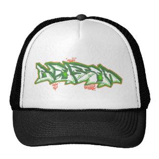 Graffiti blessed cap