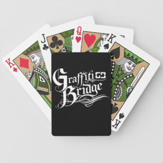 Graffiti Bridge Playing Cards
