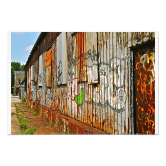 Graffiti- Brooklyn NYC Photograph