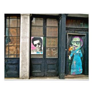 Graffiti- Brooklyn NYC Art Photo