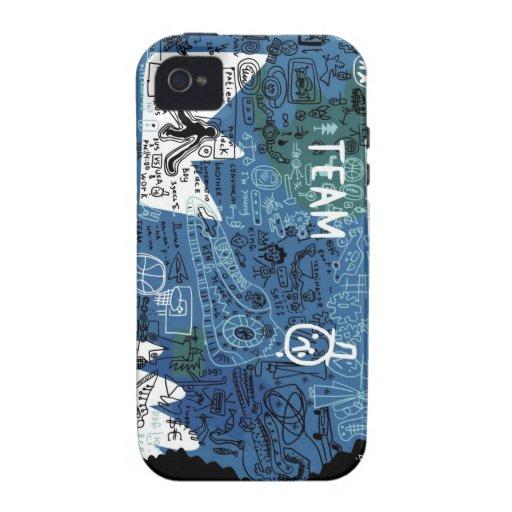 Graffiti Case-Mate iPhone 4 Cover