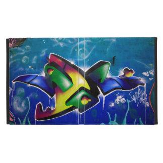 Graffiti iPad Folio Cover