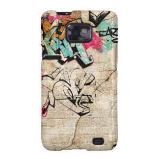 Graffiti Galaxy SII Cases