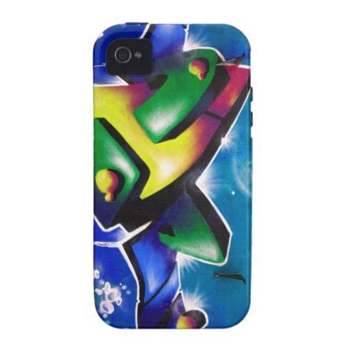 Graffiti iPhone 4 Case