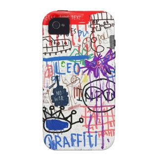 graffiti vibe iPhone 4 covers