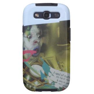 Graffiti Galaxy S3 Cover