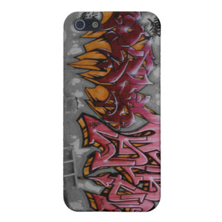 Graffiti Case For iPhone 5/5S