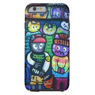 Graffiti Cats Tough iPhone 6 Case