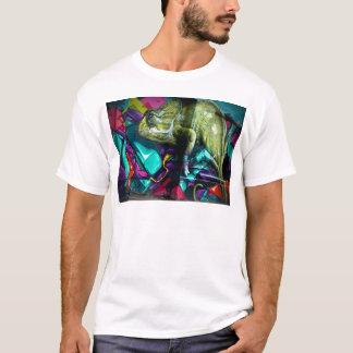 Graffiti Chameleon T-Shirt