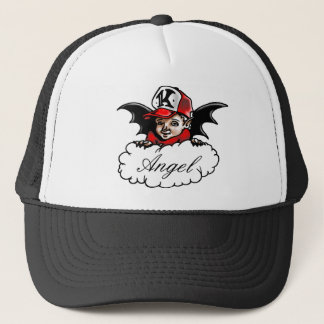 Graffiti Character - Angel - Trucker Hat