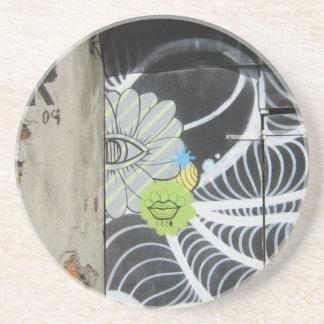 Graffiti Coaster