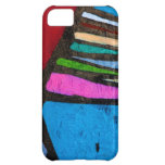 Graffiti Color Bands iPhone 5C Cases