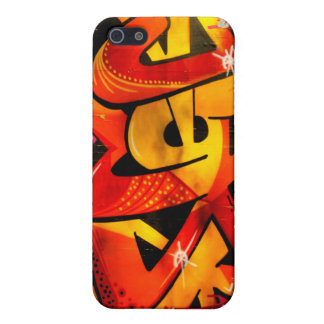 Graffiti Cover For iPhone 5/5S