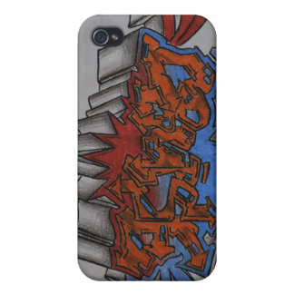 Graffiti Cruise iPhone 4/4S Covers