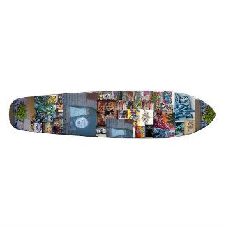 Graffiti Cruiser Board Skate Board Deck