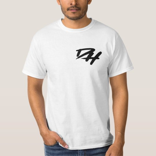 Graffiti DH Logo Shirt
