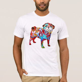 Graffiti dog T-Shirt