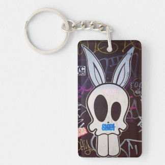 Graffiti Door 3 Keychain