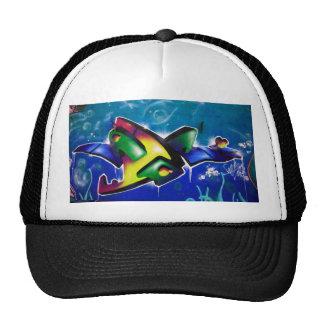 Graffiti Trucker Hats