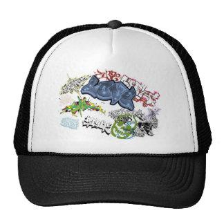 Graffiti Hat/Cap