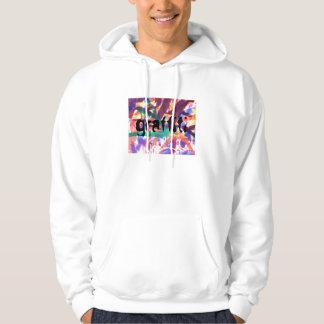 graffiti hoodie