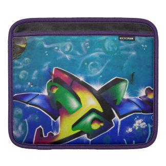 Graffiti iPad Sleeve