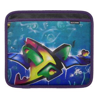 Graffiti iPad Sleeves