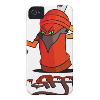 Graffiti iPhone 4 Cover