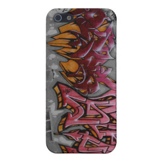 Graffiti iPhone 5/5S Cases
