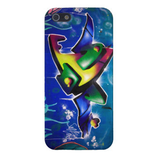 Graffiti iPhone 5/5S Cover