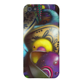 Graffiti iPhone 5 Cases