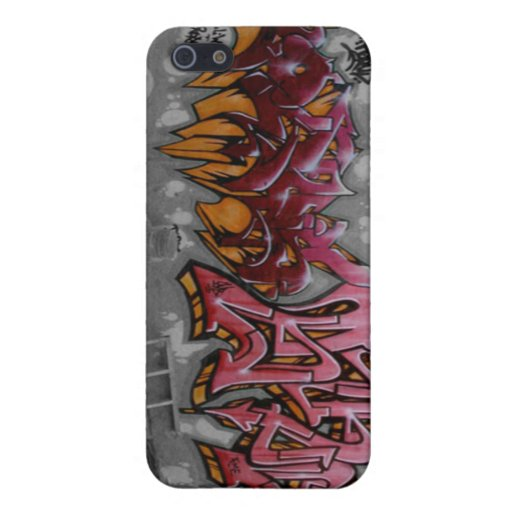 Graffiti Case For iPhone 5