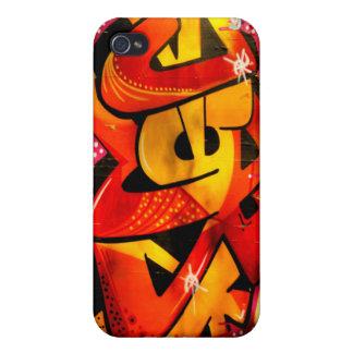Graffiti iPhone 4/4S Cover
