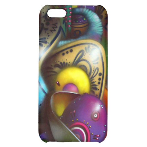 Graffiti Case For iPhone 5C