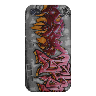 Graffiti Cases For iPhone 4