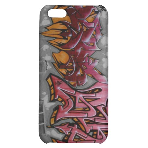 Graffiti iPhone 5C Cover