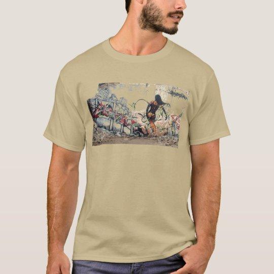 graffiti is a fun crime 6 T-Shirt