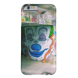 Graffiti Joker Smile iPhone 6 Case
