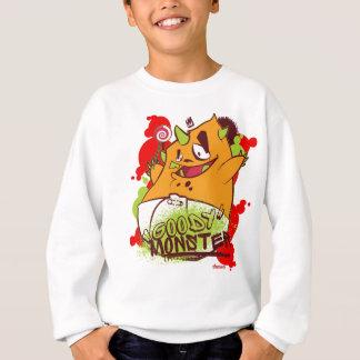 Graffiti Kids Sweatshirt: Candy Lover Streetwear Sweatshirt
