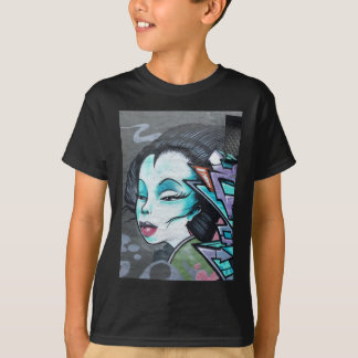 Graffiti lady T-Shirt