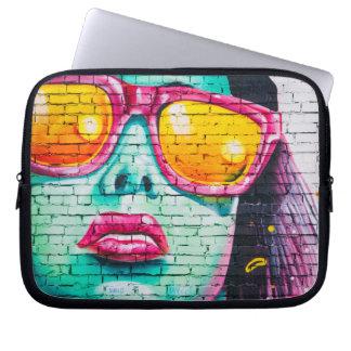 Graffiti Laptop Computer Sleeve