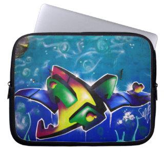 Graffiti Laptop Computer Sleeves