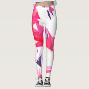 Graffiti legging